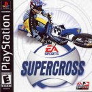 Supercross PS1 Great Condition Complete Fast Shipping