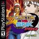 Capcom Vs. SNK Pro PS1 Great Condition Fast Shipping