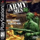 Army Men 3D PS1 Great Condition Complete Fast Shipping