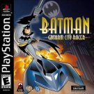Batman Gotham City Racer PS1 Great Condition Fast Shipping