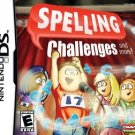 Spelling Challenges And More Nintendo DS Great Condition Complete Fast Shipping
