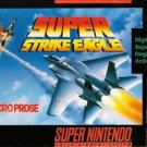 Super Strike Eagle SNES Great Condition Fast Shipping