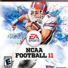 NCAA Football 11 PS3 Great Condition Complete Fast Shipping