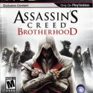 Assassin's Creed Brotherhood PS3 Great Condition Complete Fast Shipping