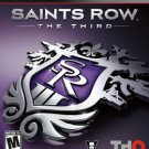 Saints Row The Third PS3 Great Condition Complete Fast Shipping