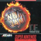 NBA Jam Tournament Edition SNES Great Condition Fast Shipping