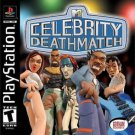 MTV's Celebrity Deathmatch PS1 Great Condition Fast Shipping