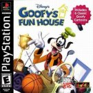 Goofy's Fun House PS1 Great Condition Complete Fast Shipping