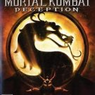 Mortal Kombat Deception PS2 Great Condition Complete Fast Shipping