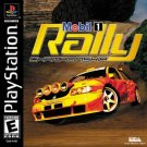 Mobil 1 Rally Championship PS1 Great Condition Complete Fast Shipping