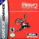 Dave Mirra Freestyle BMX 2 GBA Great Condition Fast Shipping