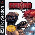 Gekido Urban Fighters PS1 Great Condition Fast Shipping