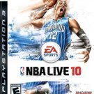 NBA Live 10 PS3 Great Condition Complete Fast Shipping