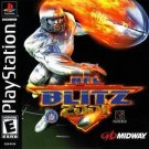 NFL Blitz 2001 PS1 Great Condition Complete Fast Shipping