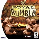 WWF Royal Rumble Sega Dreamcast Great Condition Complete Fast Shipping