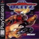 NFL Blitz 2000 PS1 Great Condition Fast Shipping