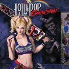 Lollipop Chainsaw Xbox 360 Great Condition Complete Fast Shipping