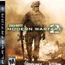 Call Of Duty Modern Warfare 2 PS3 Great Condition Fast Shipping