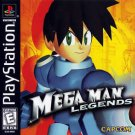 Mega Man Legends PS1 Great Condition Fast Shipping