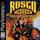 Rosco McQueen Firefighter Extreme PS1 Great Condition Complete Fast Shipping