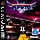 NFL Blitz PS1 Great Condition Complete Fast Shipping