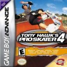 Tony Hawk's Pro Skater 4 GBA Great Condition Fast Shipping