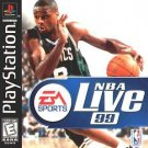 NBA Live 99 PS1 Great Condition Complete Fast Shipping