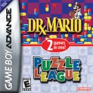 Dr. Mario & Puzzle League GBA Great Condition Fast Shipping