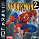 Spider-Man 2 Enter Electro PS1 Great Condition Fast Shipping