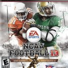 NCAA Football 13 PS3 Great Condition Complete Fast Shipping