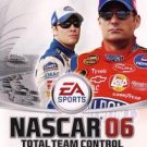 Nascar 06 Total Team Control PS2 Great Condition Fast Shipping