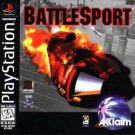 Battlesport PS1 Great Condition Complete Fast Shipping