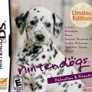 Nintendogs Dalmatian & Friends Nintendo DS Great Condition Complete