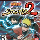 Naruto Shippuden Ultimate Ninja Storm 2 PS3 Great Condition Complete