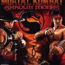 Mortal Kombat Shaolin Monks PS2 Great Condition Complete Fast Shipping