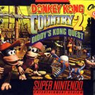 Donkey Kong Country 2 Diddy's Kong Quest SNES Great Condition Fast Shipping