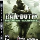 Call Of Duty 4 Modern Warfare PS3 Great Condition Complete Fast Shipping