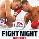 Fight Night Round 3 PS2 Great Condition Fast Shipping