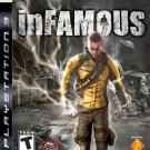 Infamous PS3 Great Condition Complete Fast Shipping