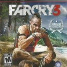 Far Cry 3 PS3 Great Condition Complete Fast Shipping