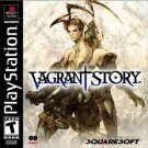 Vagrant Story PS1 Great Condition Fast Shipping