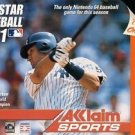 All-Star Baseball 2001 N64 Great Condition Fast Shipping