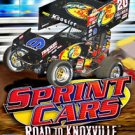 Sprint Cars Road To Knoxville PS2 Great Condition Complete Fast Shipping