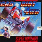 Road Riot 4WD SNES Great Condition Fast Shipping