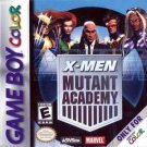 X-Men Mutant Academy Gameboy Color Great Condition Fast Shipping