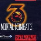 Mortal Kombat 3 SNES Great Condition Fast Shipping