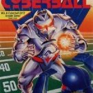 Cyberball NES Great Condition Fast Shipping