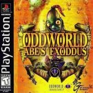 Oddworld Abe's Exoddus PS1 Great Condition Fast Shipping