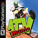 ATV Mania PS1 Great Condition Fast Shipping