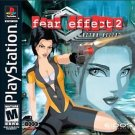 Fear Effect 2 Retro Helix PS1 Great Condition Fast Shipping